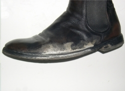 Химчистка ботинок - до ремонта