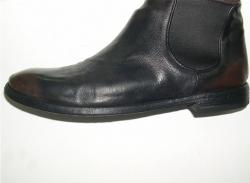 Химчистка ботинок - после ремонта