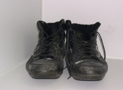 Ремонт ботинок - до ремонта