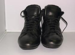 Ремонт ботинок - после ремонта